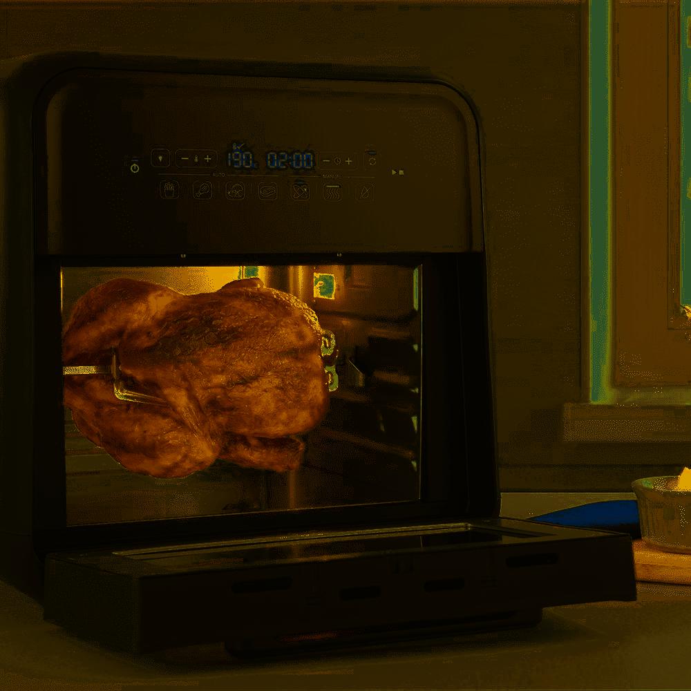 Fritadeira Super Fryer 10L 3 em 1 Oster 220v