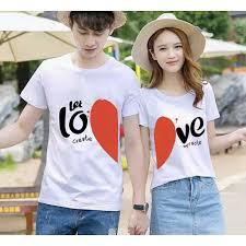 <b>Hot sale</b> Couple shirts/Korean <b>fashion</b>/<b>Summer</b> shirt/Cotton/1 pair ...
