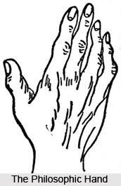 Image result for Palmistry-signs on finger tips
