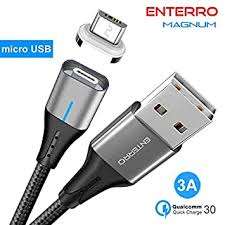 ENTERRO Magnum <b>Magnetic Cable Fast</b> Charging for Micro ...