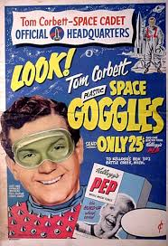 Image result for images of tom corbett space cadet