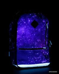 Pin de Виолетта Герасимова   em Backpacks | Mochila galáxia ...