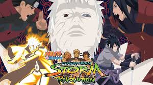 Download PC Games Free Naruto Ultimate Ninja Storm Shippunden 2014 - Revolution Steam RIP