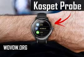 <b>Kospet Probe</b> First REVIEW: What Can $30 Sports Watch Do?
