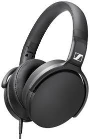 Купить <b>Sennheiser HD 400S</b> black в Москве: цена <b>наушников</b> ...