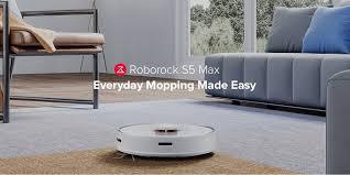 €339 with coupon for <b>Roborock S5 Max</b> Robot Vacuum Cleaner <b>EU</b> ...