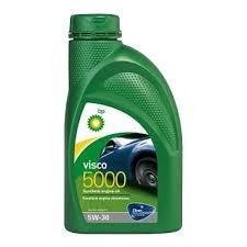 <b>Масло моторное BP Visco</b> 5000 5W30 (1л) - купить в Твери