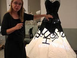 Microsoft <b>Printing</b> Dress: Wear what you tweet - CNET