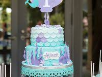 110 Best <b>Mermaid Birthday</b> Ideas images in 2020 | <b>Mermaid birthday</b> ...
