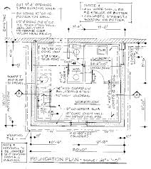 Foundation Plan Drawing RequirementsSample Drawing of Foundation Plan for detached house