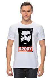 <b>Футболка классическая</b> Фрэнк Гудиш (Броуди) #1413456 от trugift ...