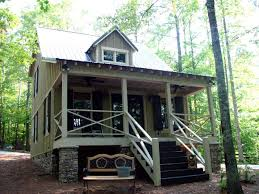 Cabin  Small guest houses and Guest house plans on Pinterest