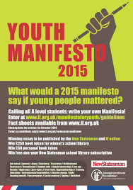 manifestoforyouth essay competition the intergenerational foundation manifestoforyouth essay competition