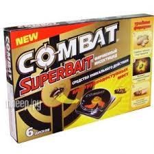 <b>Средство защиты COMBAT Super</b> Bait Ловушки 6 шт
