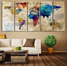 this but using peters projection world map canvas art print large wall art world map art extra large multipanel world map print for home and office wall artwork for office walls
