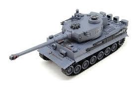 <b>Радиоуправляемый танковый бой MYX</b> T34 Tiger масштаб 1:28 ...