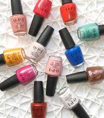 <b>OPI LISBON</b> COLLECTION SWATCHES & REVIEW SS 2018 ...
