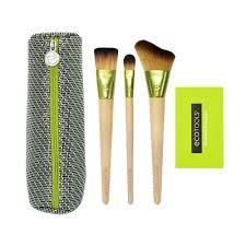 <b>EcoTools Набор для макияжа</b> TRAVEL AND GLOW BEAUTY KIT: 3 ...