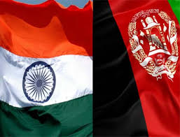 Image result for Afghanistan INDIA FLAG