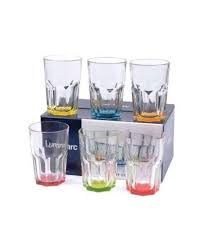 <b>Набор стаканов Luminarc New</b> america bk 350 мл 6 шт арт.J8932 ...