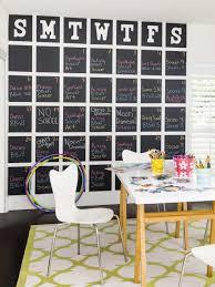 full wall sized chalkboard calendar beautiful home office chalkboard