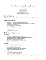 financial analyst resume   camgigandet orgfinancial analyst resume example senior financial analyst resume otbfqa x