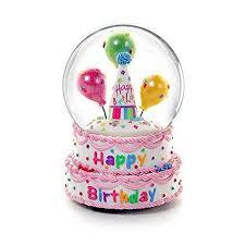 get quotations 2014 happy birthday water globe happy birthday 575 water globe san francisco music box multi box san francisco office 5