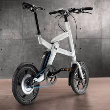 BMW i Pedelec Concept | <b>Folding electric</b> bike, <b>Electric</b> bike, Bicycle