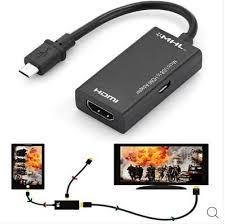 <b>gocomma Micro USB</b> to HDMI MHL Adapter - BLACK 242163001 ...