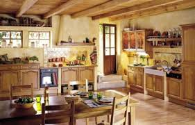 country kitchen decorating ideas french