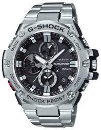 Наручные <b>часы CASIO GST</b>-B100D-1A — купить по выгодной ...