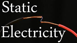 word essay on lightning and static electricity