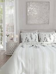 Купить <b>комплект штор</b> «Хонтис» серый/черный, белый по цене ...