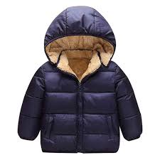 Baby Toddler Boy Girl Winter Clothes Hoodie Warm ... - Amazon.com
