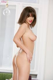 Cinthia Doll wets her lusty fingers and explores the depths of her.