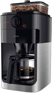 Купить <b>Кофеварка PHILIPS HD7767</b>, черный / стальной в ...