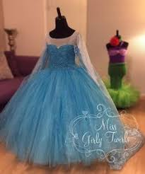 <b>Princess Elsa Dress</b>