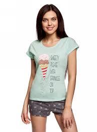 <b>Пижамы</b> женские купить в интернет-магазине OZON.ru