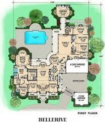 images about floor plans on Pinterest   Floor plans  House    Bellerive House Plan