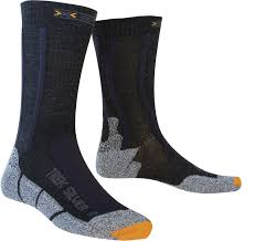 <b>Носки X-Socks Trekking Silver</b> Sinofit Black/Anthracite - купить в ...