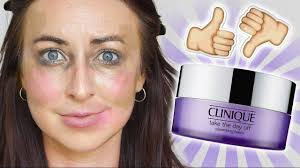 <b>Clinique Take the</b> Day Off Cleansing Balm | Review & Demo | DOES ...