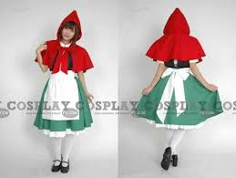 Little Red Riding <b>Hood</b> - Tailor-Made <b>Cosplay Costume</b>