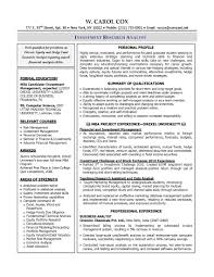 resume samples elite resume writing investment research analyst resume sample provided by elite resume writing services