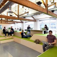 interior design for office space. airbnb designs adaptable office spaces for london sao paulo and singapore interior design space o