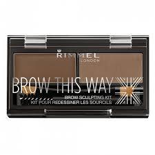 Buy <b>Brow This Way</b> Eyebrow Powder Kit 1 Kit by <b>Rimmel</b> London ...