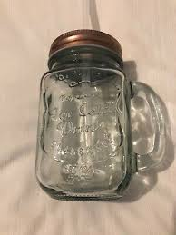 <b>Skull</b> Drinking <b>Glass</b> Mason Jar Tankard 15cm High Mug Metal Lid ...