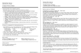 technical writer resume jpg technical writer tk