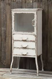 vintage style dining table farmhouse gabby farmhouse distressed metal cabinet cc   the painted cottage