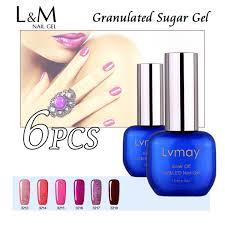 Wholesale <b>Lvmay</b> Ranulated Sugar <b>Gel</b> Nail Polish Professional ...
