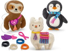Sew Easy! Stuffed <b>Animals</b> - <b>Complete</b> Set at Lakeshore Learning